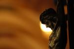 Jesus an der Kanzel der Thomaskirche, 24.10.2012